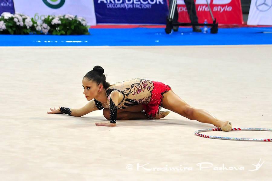 снимка: архив на Федерация по художествена гимнастика