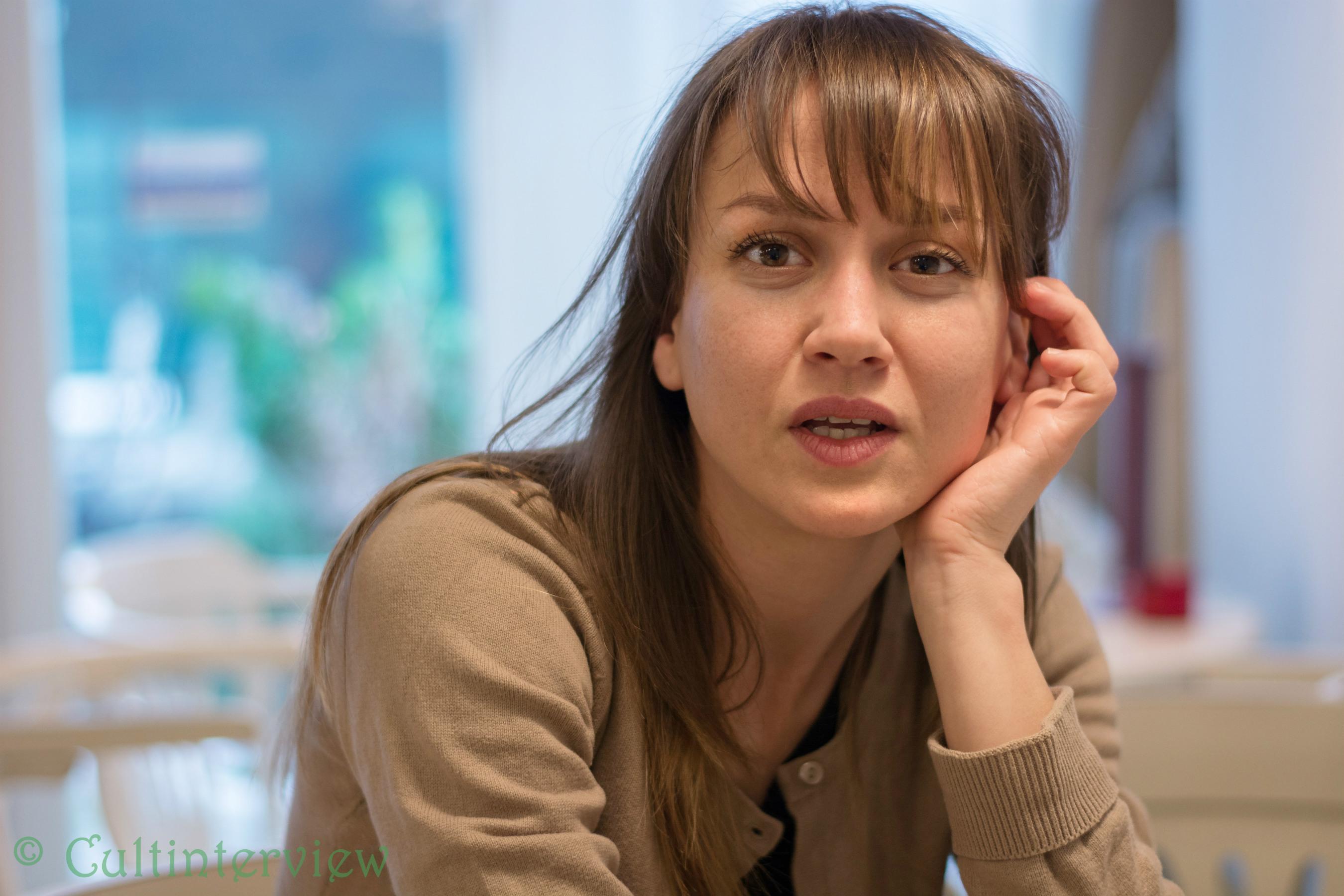 Гергана Змийчарова – актриса с четка и фотоапарат