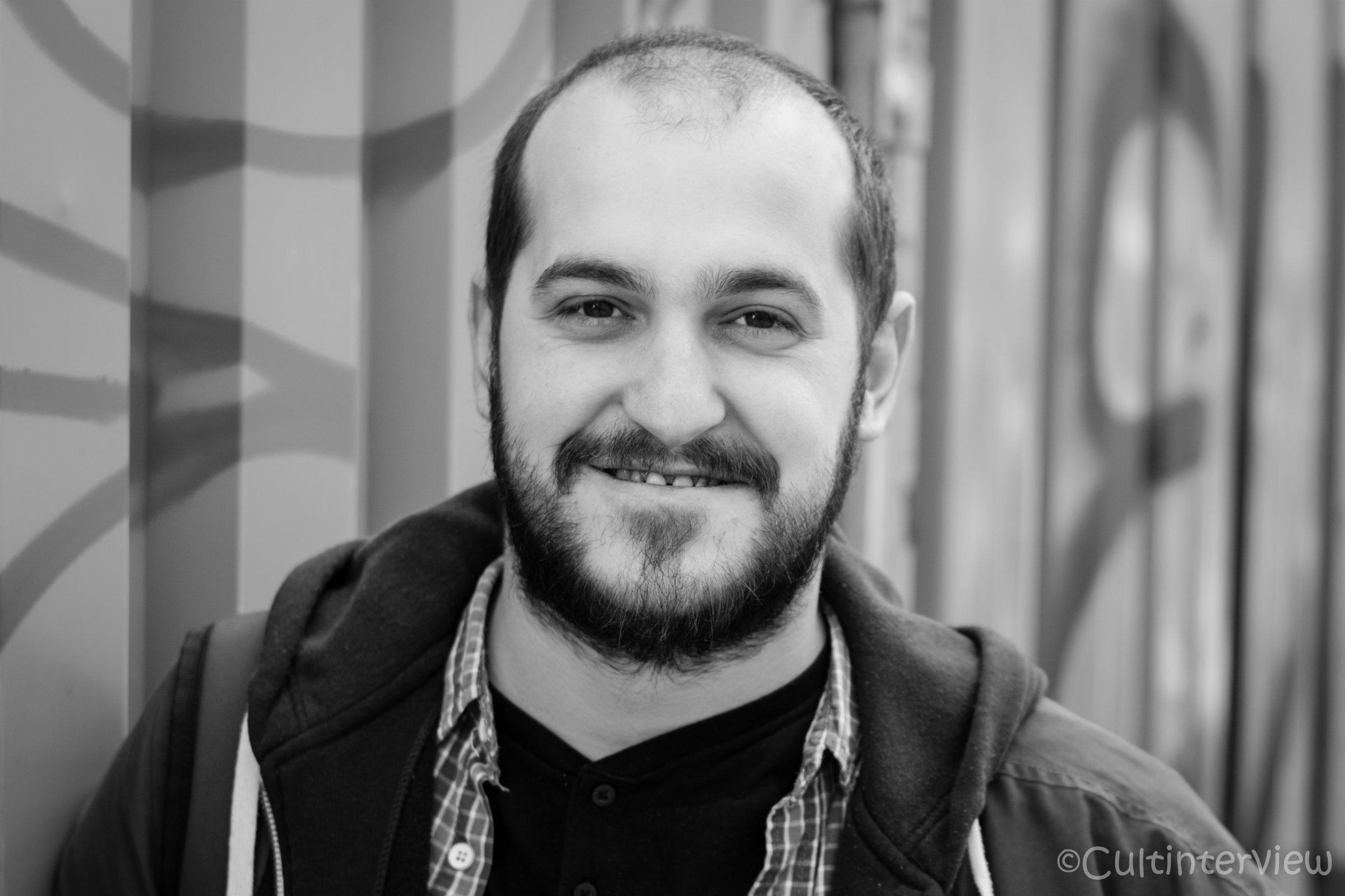 Мартин Колев – писател на 8-часов работен ден