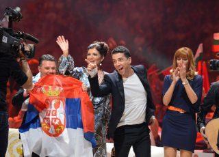 снимка: Eurovision
