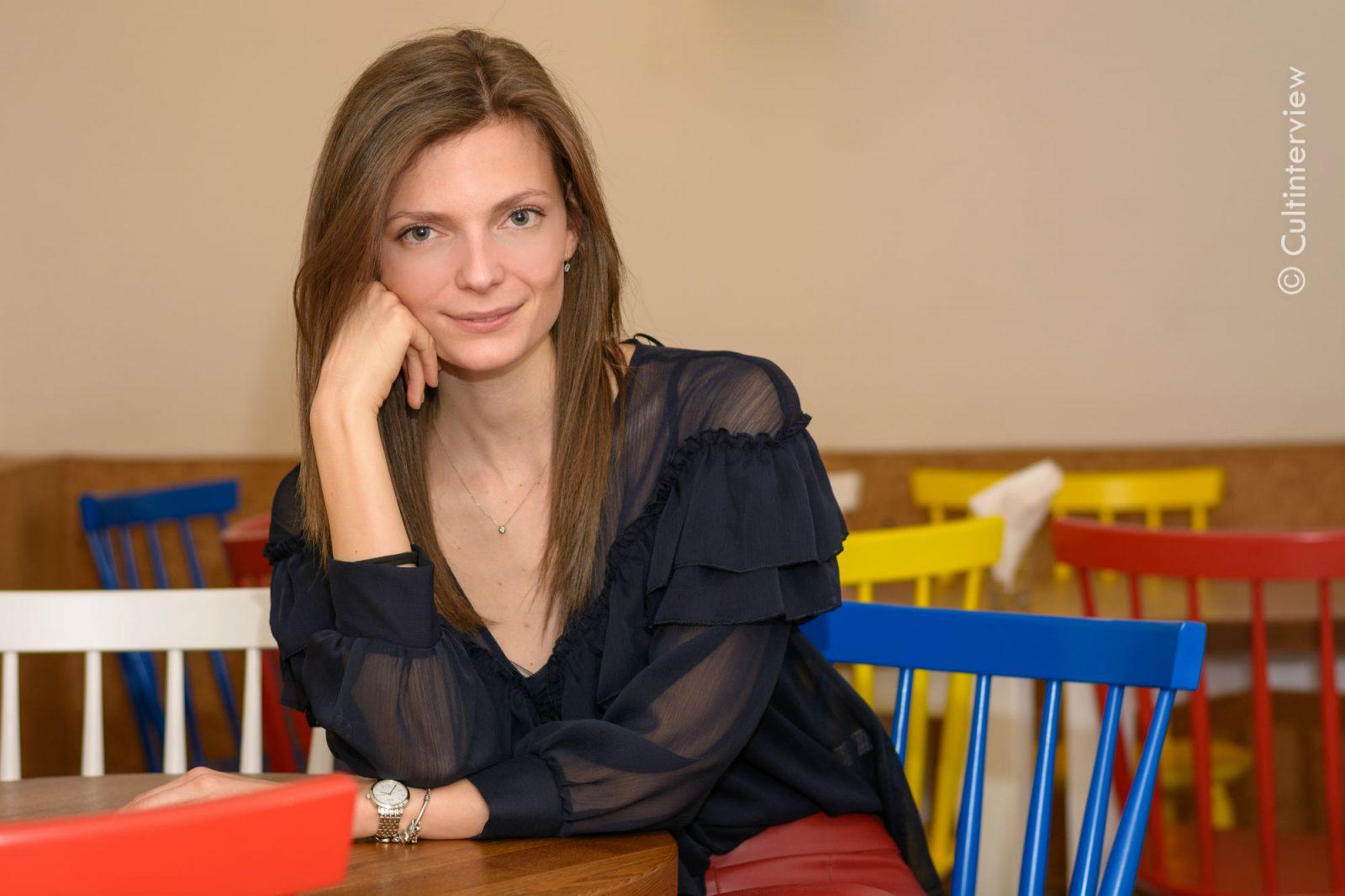 Нора Шопова – нежността на телевизията