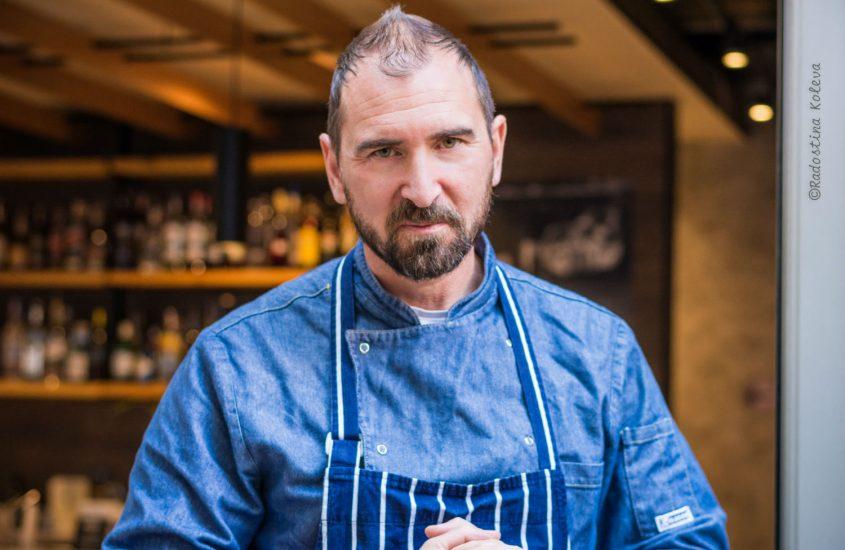 Андре Токев – да твориш храна