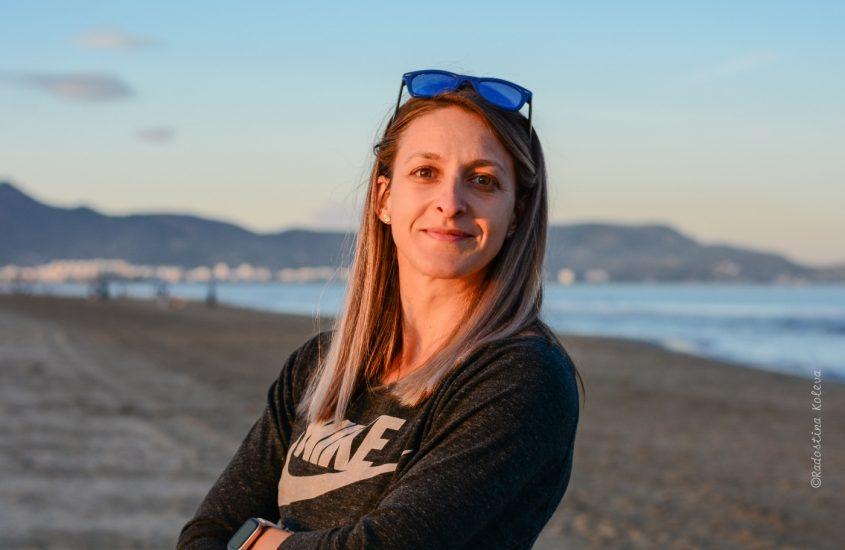 Милена Миткова – атлет, избягал от заразата, но с отложена олимпиада