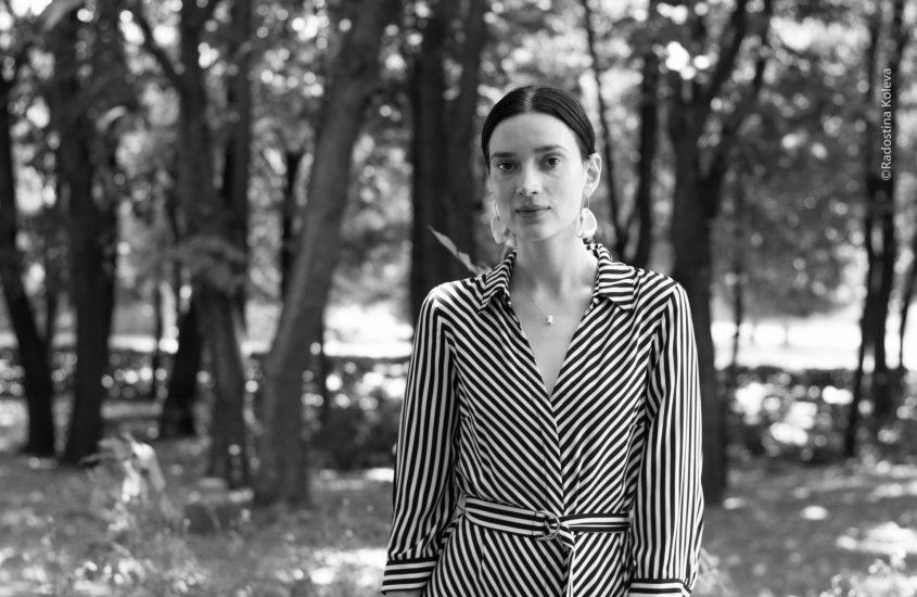 Ирмена Чичикова – да те намери спокойствието