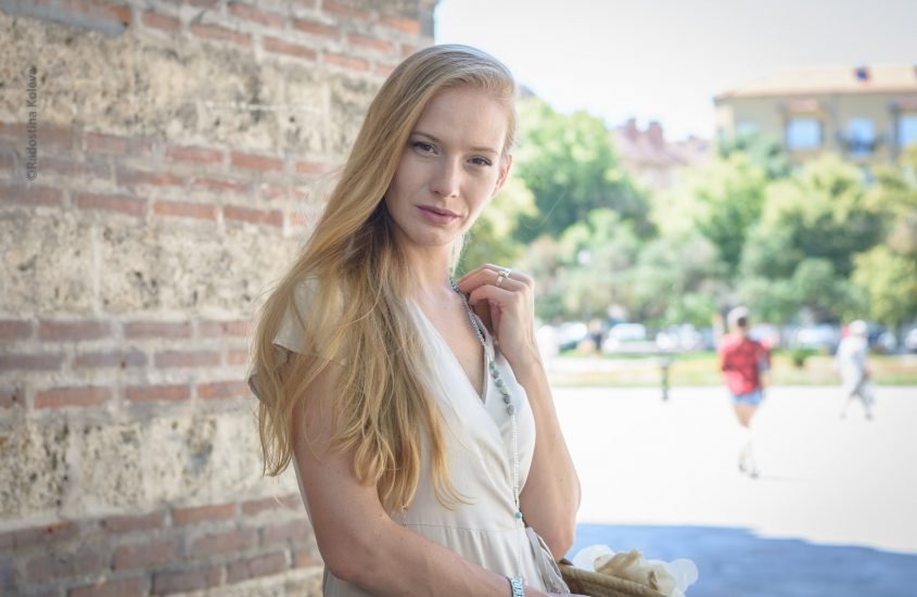 Стефания Кочева – когато красотата вдъхновява