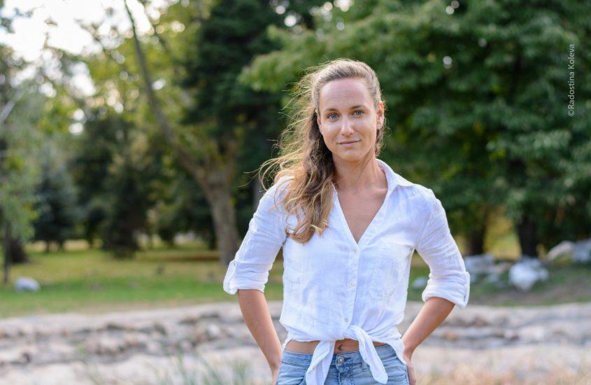 Инна Ефтимова – когато сантиметрите са важни