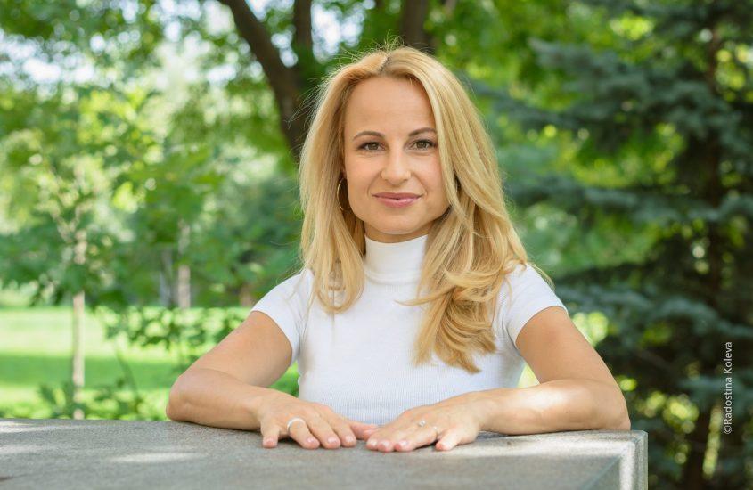 Мария Цънцарова – журналистът с класа