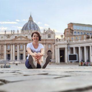 Ватикана. За втори път бях на това място - величествено, огромно, мощно. И толкова вдъхновяващо... 🇮🇹 . . . . . #romecityworld #рим #римиталия #rome_it #romeitaly #rome #romaitalia #itália #italytrip #wheninrome #romelife #travellers #traveleurope #пътуване #travellerlife #rometrip #romelovers #romephotographer #vatican #vaticanmuseum #vaticancity #vaticanmuseums